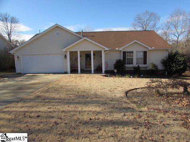 215 Cornelson Drive, Greer, SC 29651 (#1407378) :: Connie Rice and Partners