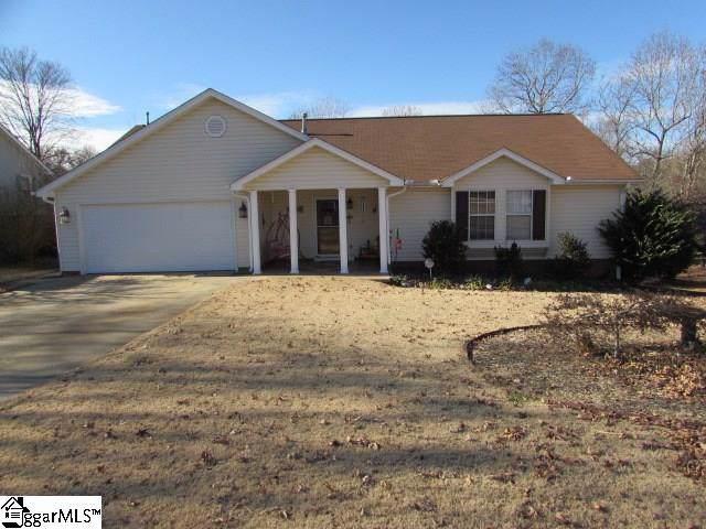 215 Cornelson Drive, Greer, SC 29651 (#1407378) :: The Haro Group of Keller Williams