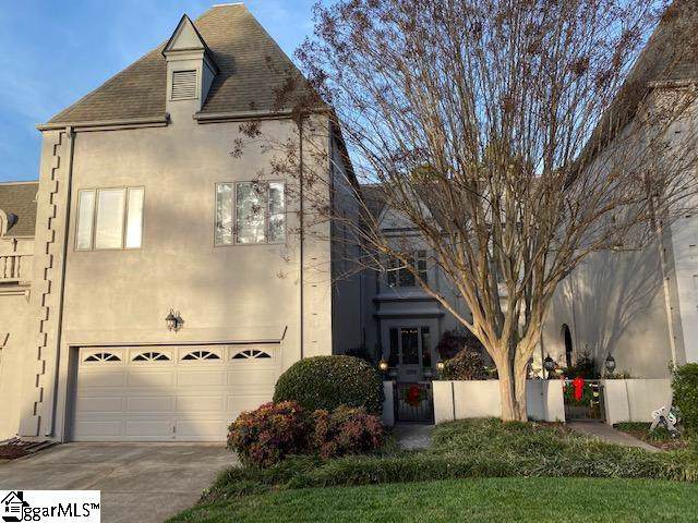 106 Castellan Drive, Greer, SC 29650 (#1407866) :: The Haro Group of Keller Williams