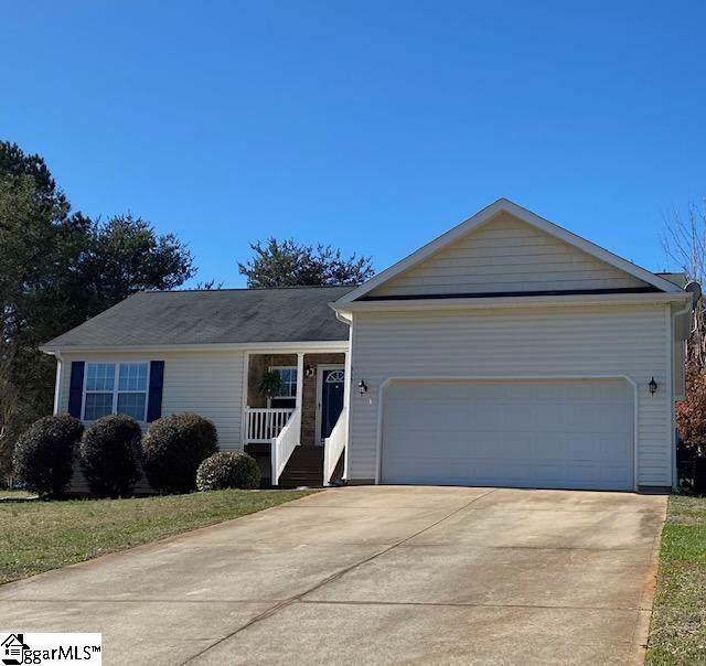 315 Heatherbrook Drive, Lyman, SC 29365 (#1408093) :: Hamilton & Co. of Keller Williams Greenville Upstate