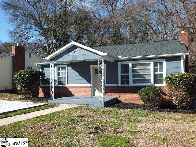 127 Prospect Avenue, Spartanburg, SC 29306 (#1408669) :: Connie Rice and Partners
