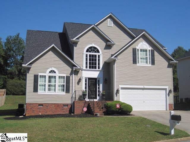 108 N Cedarbluff Court, Greer, SC 29650 (#1408836) :: Hamilton & Co. of Keller Williams Greenville Upstate