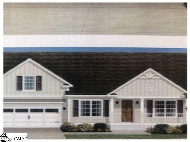 221 Buchanan Ridge Road, Greer, SC 29687 (#1409776) :: Hamilton & Co. of Keller Williams Greenville Upstate