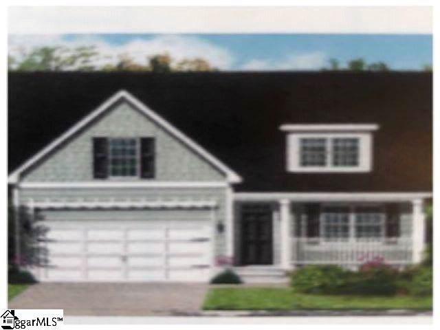 8 Octavia Road, Greer, SC 29687 (#1409784) :: Hamilton & Co. of Keller Williams Greenville Upstate