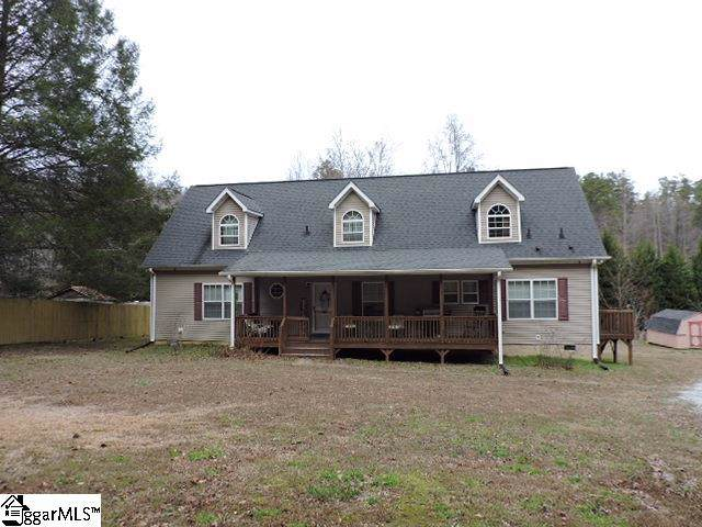 606 Beaver Dam Road, Marietta, SC 29661 (MLS #1409805) :: Resource Realty Group