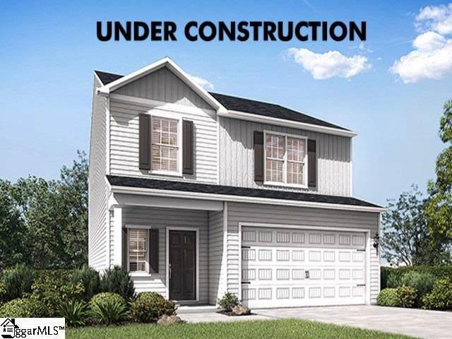 4021 Reinfield Drive, Inman, SC 29349 (#1410227) :: Hamilton & Co. of Keller Williams Greenville Upstate