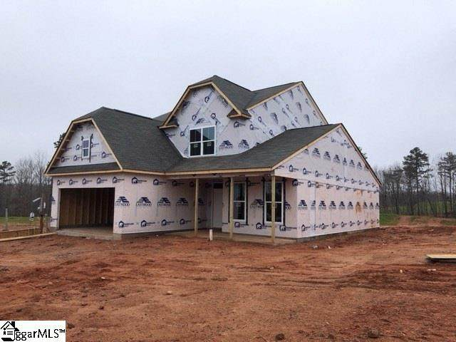 4 Macdee Way Lot 26, Greenville, SC 29605 (#1412478) :: Connie Rice and Partners