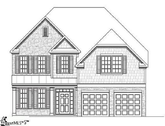 413 Wildflower Road Lot 51, Easley, SC 29642 (#1413027) :: The Robby Brady Team