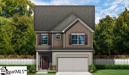 509 Baycraft Lane Lot 130, Simpsonville, SC 29681 (#1414644) :: The Haro Group of Keller Williams