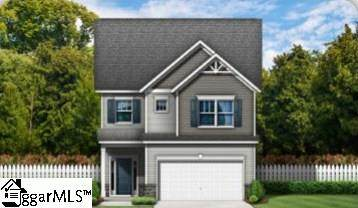 10 Ashborne Lane Lot 4, Simpsonville, SC 29681 (#1414647) :: The Robby Brady Team