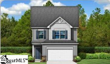 506 Baycraft Lane Lot 106, Simpsonville, SC 29681 (#1414654) :: The Toates Team