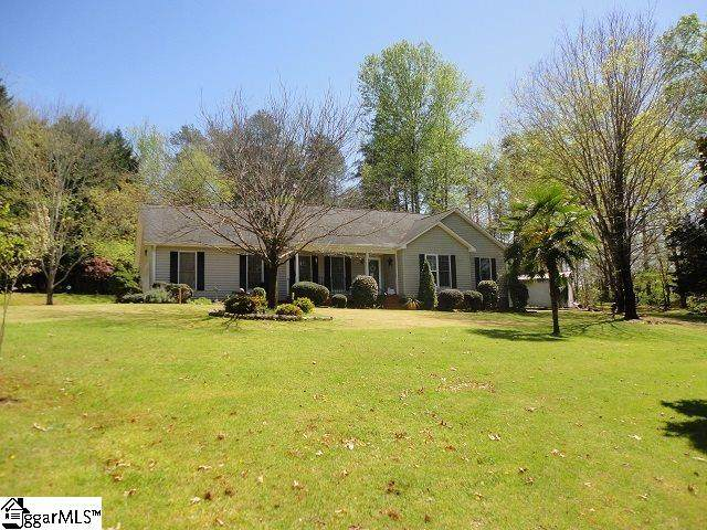 397 Beechwood Drive, Greer, SC 29651 (#1415630) :: Hamilton & Co. of Keller Williams Greenville Upstate