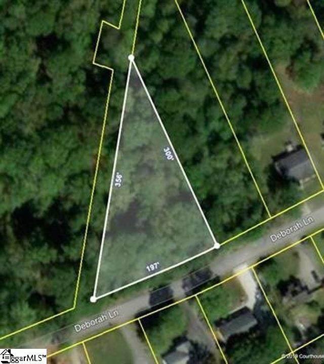 118 Deborah Lane, Greenville, SC 29611 (#1415989) :: Expert Real Estate Team