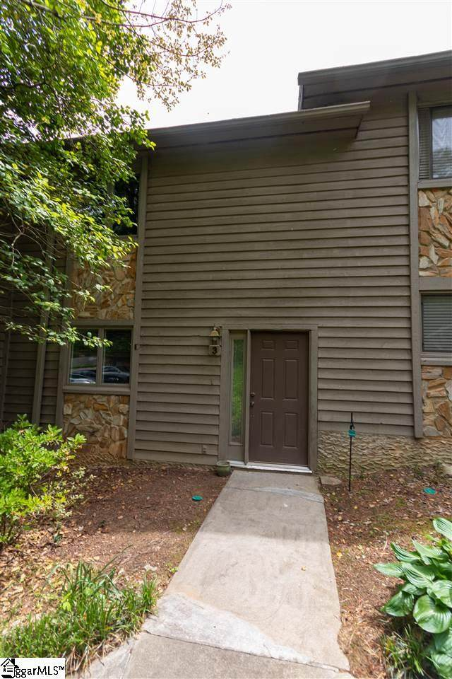 350 Mountain Creek Church Road Unit #3, Greenville, SC 29609 (MLS #1416691) :: Resource Realty Group