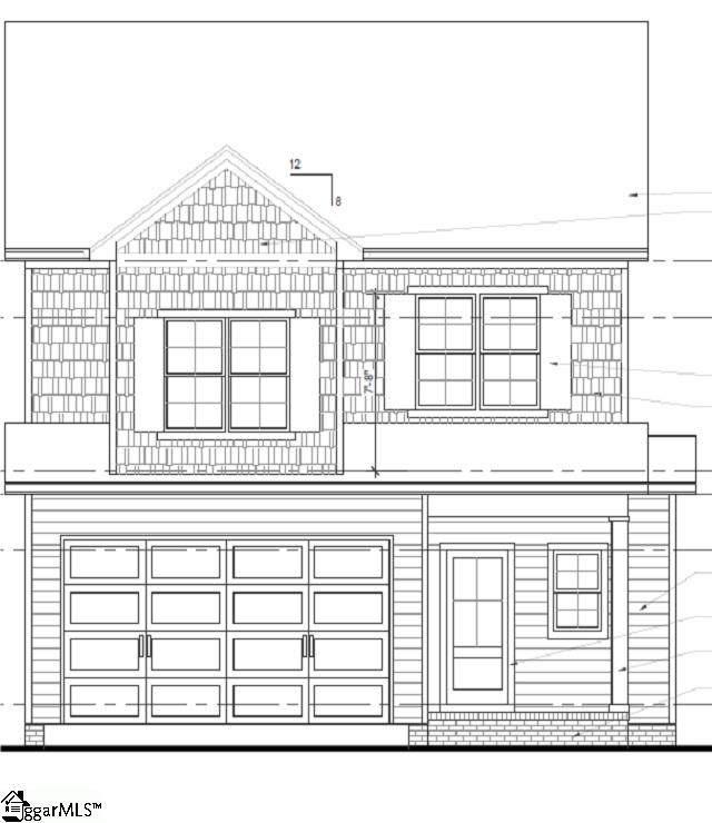 104 S Moore Street, Duncan, SC 29334 (#1417800) :: Hamilton & Co. of Keller Williams Greenville Upstate