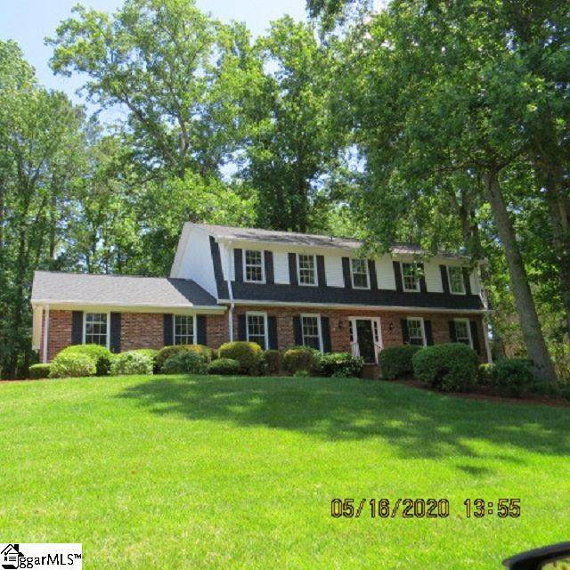 120 Woody Creek Road, Greer, SC 29650 (#1418482) :: Coldwell Banker Caine