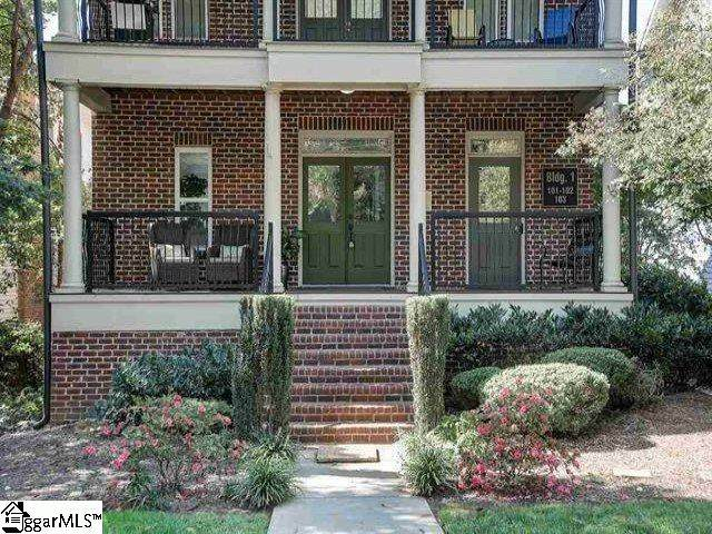 204 E Park Avenue Unit 101, Greenville, SC 29601 (#1418614) :: The Haro Group of Keller Williams