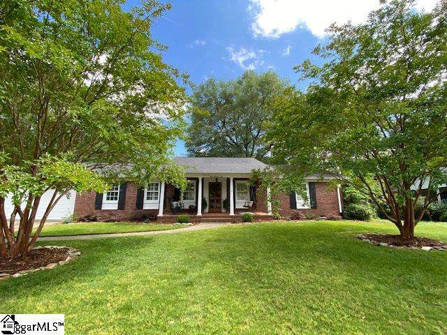 302 Rollingreen Road, Greenville, SC 29615 (#1418758) :: The Robby Brady Team
