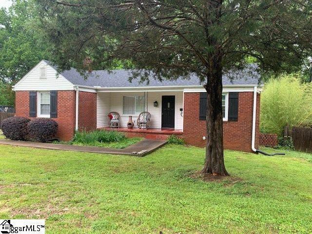 327 Ridgecrest Drive, Greenville, SC 29609 (#1418945) :: The Toates Team