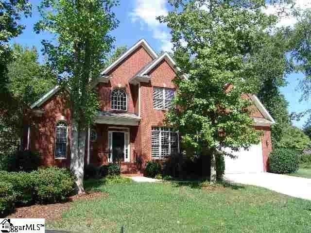 405 Netherland Lane, Simpsonville, SC 29681 (#1419409) :: Hamilton & Co. of Keller Williams Greenville Upstate