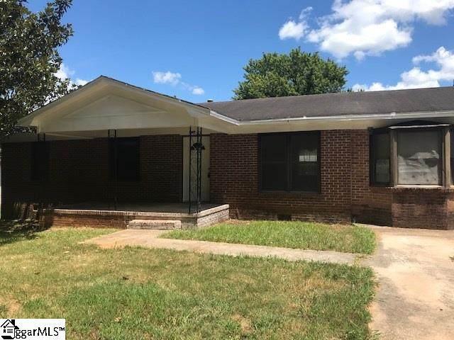 107 Shands Street, Laurens, SC 29360 (#1423275) :: Hamilton & Co. of Keller Williams Greenville Upstate