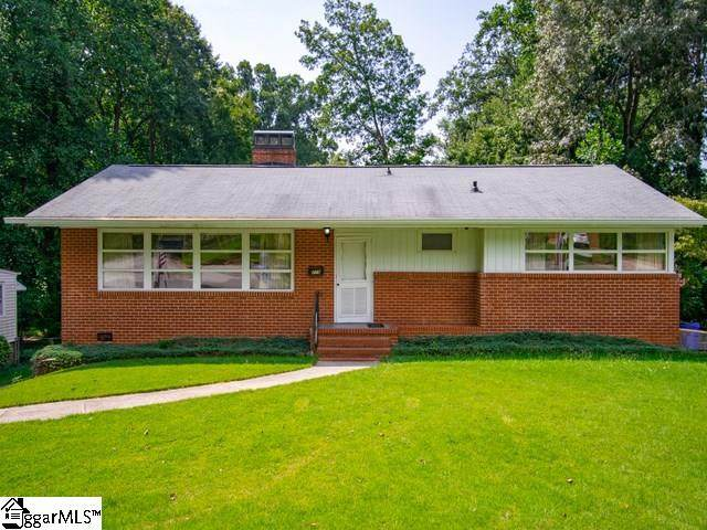 214 Holmes Drive, Greenville, SC 29609 (#1424613) :: The Haro Group of Keller Williams