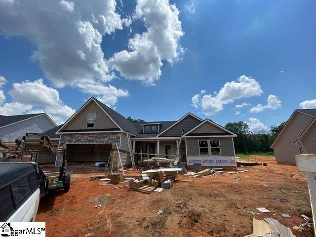 411 Josie Way, Boiling Springs, SC 29316 (#1424938) :: The Toates Team