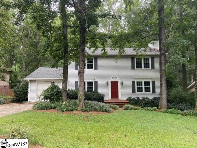 214 Saratoga Drive, Greer, SC 29650 (#1425770) :: Parker Group