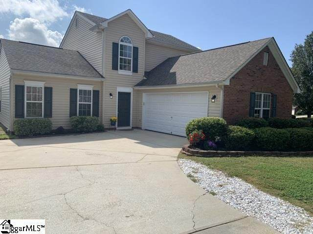 8 Druid Hill Court, Simpsonville, SC 29681 (MLS #1428326) :: Prime Realty