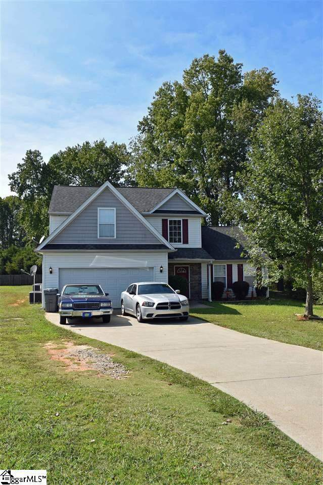 358 Collin Rogers Drive, Moore, SC 29369 (#1428723) :: The Robby Brady Team