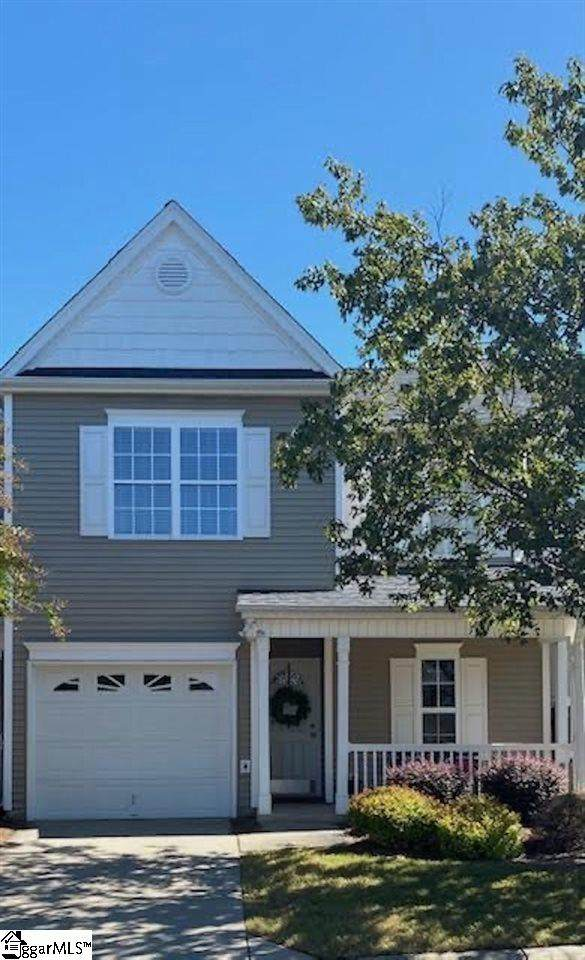 103 Pine Walk Drive Unit 20B, Greenville, SC 29615 (#1428736) :: Expert Real Estate Team
