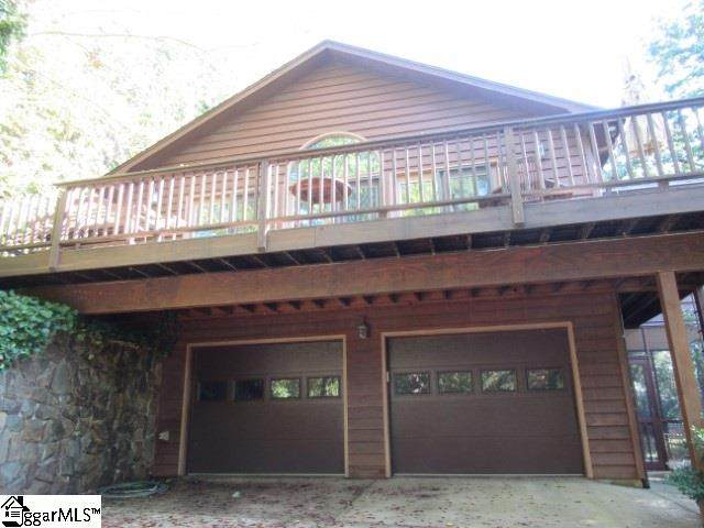 211 Raven Cliff Road, Cleveland, SC 29635 (#1429429) :: Mossy Oak Properties Land and Luxury