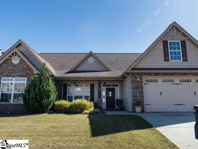 123 Dewfield Lane, Boiling Springs, SC 29316 (#1429699) :: Coldwell Banker Caine
