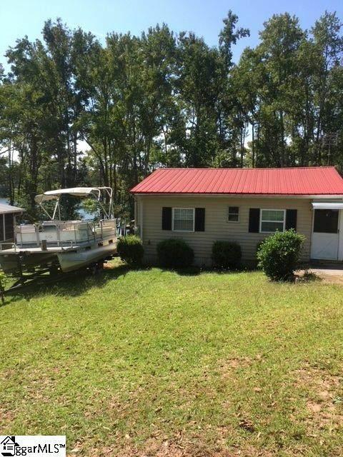 163 Hudgins Lake Road, Townville, SC 29689 (#1430785) :: Green Arc Properties