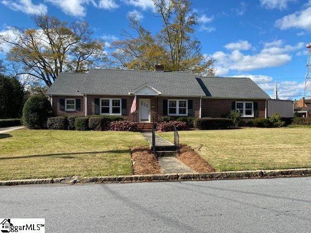 308 S Woodrow Street, Clinton, SC 29325 (#1432726) :: Expert Real Estate Team