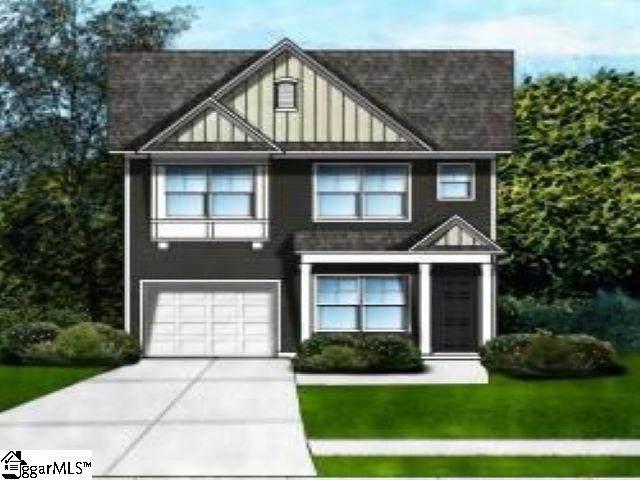 168 Highland Park Court, Easley, SC 29642 (#1432866) :: Green Arc Properties