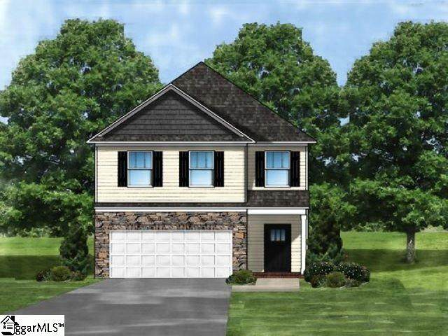 00 Harvest Glen Drive Lot 14, Piedmont, SC 29673 (#1435052) :: Coldwell Banker Caine