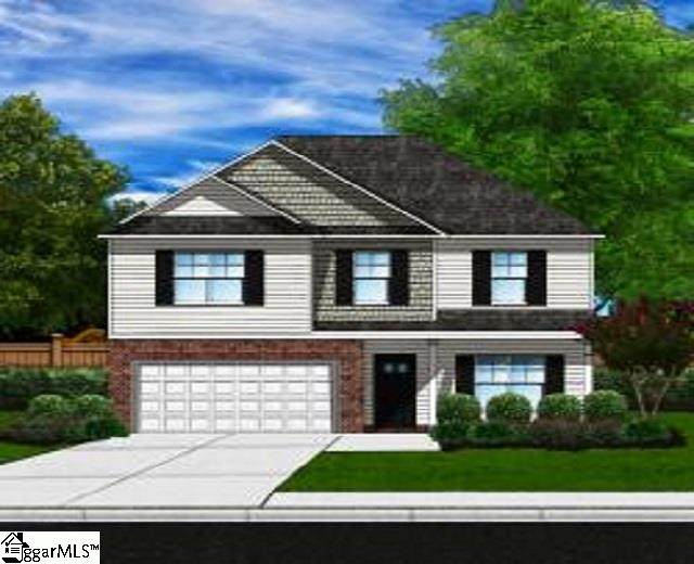 TBD Harvest Glen Drive Lot 9, Piedmont, SC 29673 (#1435641) :: Modern
