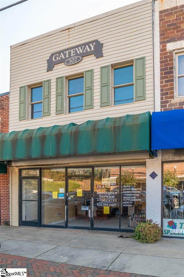 206 E Mills Street, Columbus, NC 28722 (#1435905) :: Hamilton & Co. of Keller Williams Greenville Upstate
