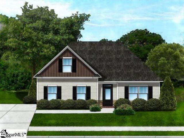 10 Pilcher Drive Lot 43, Piedmont, SC 29673 (#1436088) :: Coldwell Banker Caine