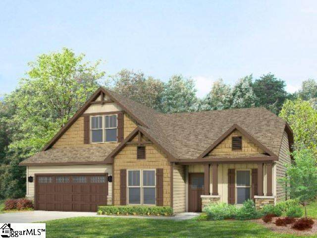 411 Wynstone Place Lot 60, Greenville, SC 29607 (#1437490) :: The Haro Group of Keller Williams