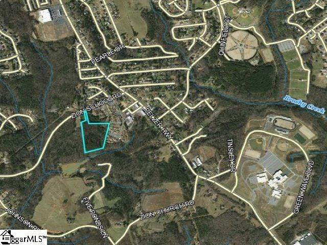143 Zion School Road, Easley, SC 29642 (#1438055) :: The Haro Group of Keller Williams