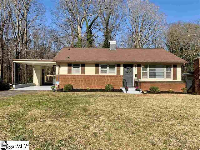 825 Magness Drive, Spartanburg, SC 29303 (#1438484) :: J. Michael Manley Team