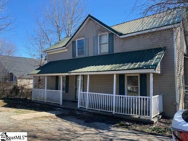 109 Highland Street, Glendale, SC 29346 (#1438782) :: Hamilton & Co. of Keller Williams Greenville Upstate