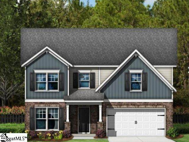504 Edgevale Drive, Boiling Springs, SC 29316 (#1438988) :: Green Arc Properties