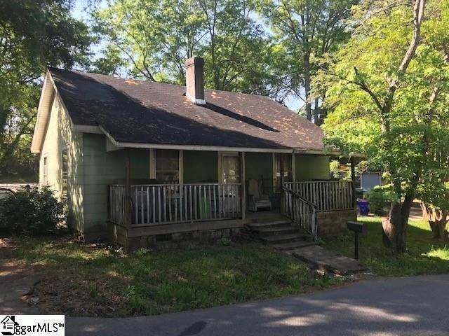 309 Willard Street, Greenville, SC 29611 (#1442180) :: Modern