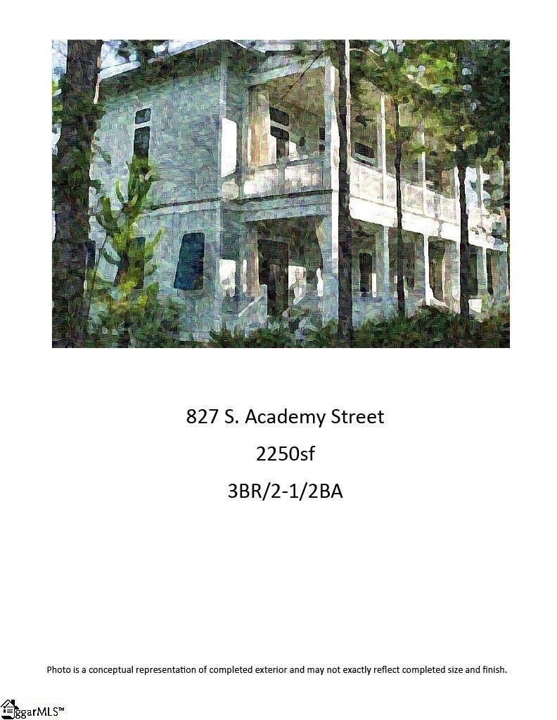 827 Academy Street - Photo 1