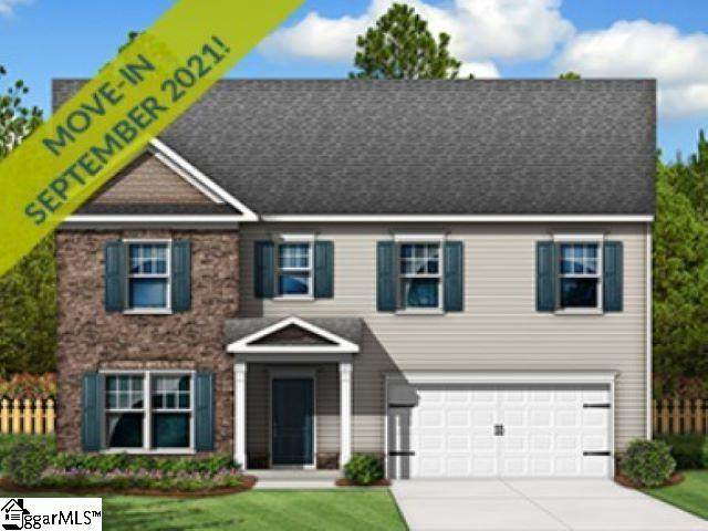 719 Chesterfield Court, Boiling Springs, SC 29316 (#1444444) :: Parker Group