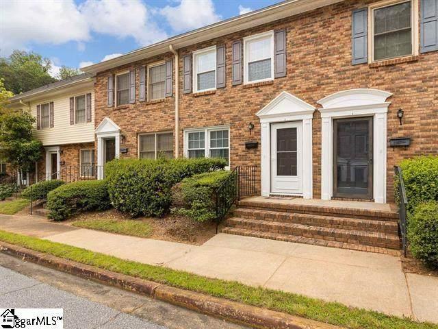 1434 Dover Road #D, Spartanburg, SC 29301 (#1444706) :: The Haro Group of Keller Williams