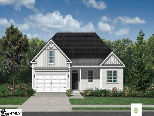 863 Orchard Valley Lane Lot 16, Boiling Springs, SC 29316 (#1446086) :: DeYoung & Company